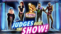 JUDGES RULE THE SHOW слот от red rake